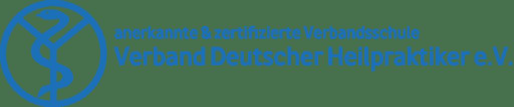 Logo Verband Deutscher Heilpraktiker e.V.